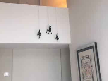 Woning binnenhuisarchitect Jef Pierco Ieper - airco